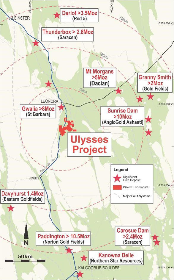 Genesis Minerals Limited • Australian gold exploration and